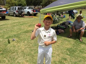 Dec hatrick 6 wickets 3.5 overs 4th